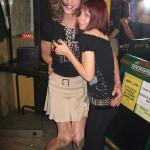 With my ex-girlfriend